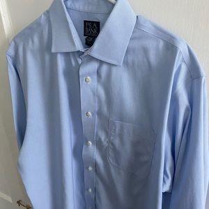 Men's JoS. A Bank Travelers Tailored Shirt